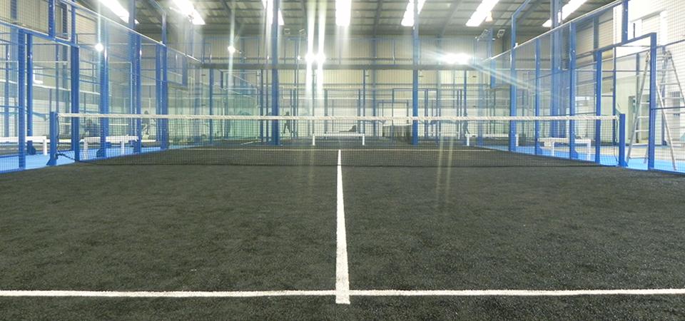 Almetal padel fabricante de pistas de padel profesionales for Pista de padel individual